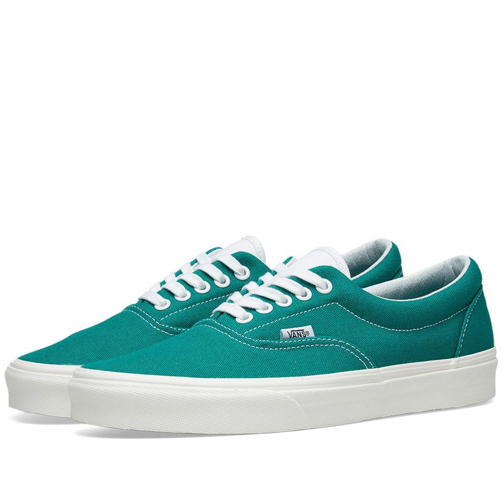 793056ff1988b3 Vans Era Retro Sport Cadmium Green