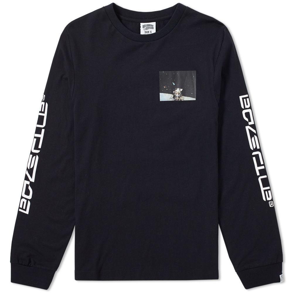 7cdb135dc53 Billionaire Boys Club Long Sleeve EVA 1 Tee Black