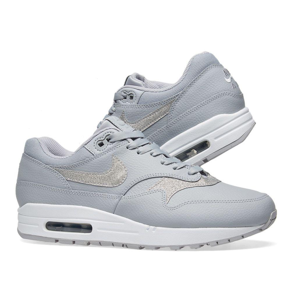 a584948eb10c Nike Air Max 1 SE W Wolf Grey   Pure Platinum