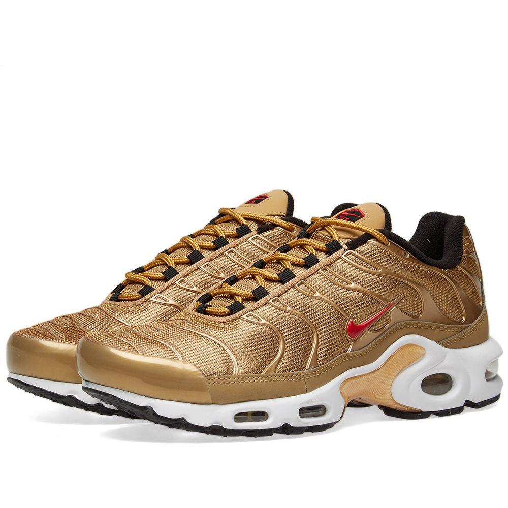 Nike Air Max Plus QS Metallic Gold 64383f31f9