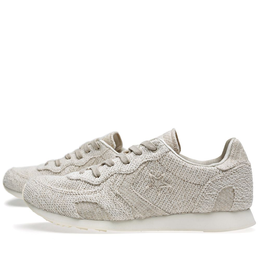 611c7893bfc5d7 Converse 1st String Auckland Racer Ox  Terry  Oatmeal