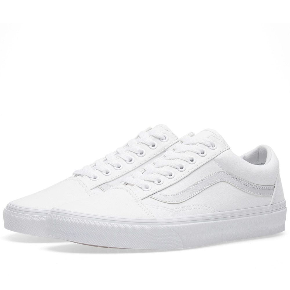 41f077828b55 Vans California Old Skool True White