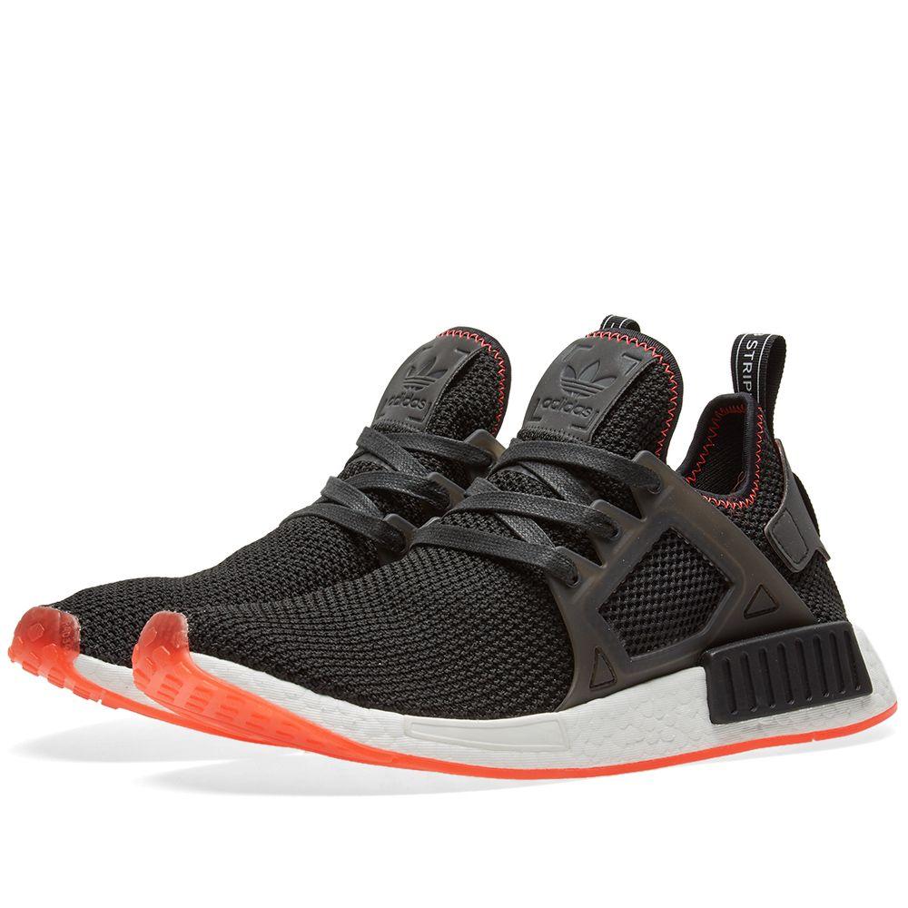 Adidas NMD XR1 Core Black   Solar Red  9759323b4