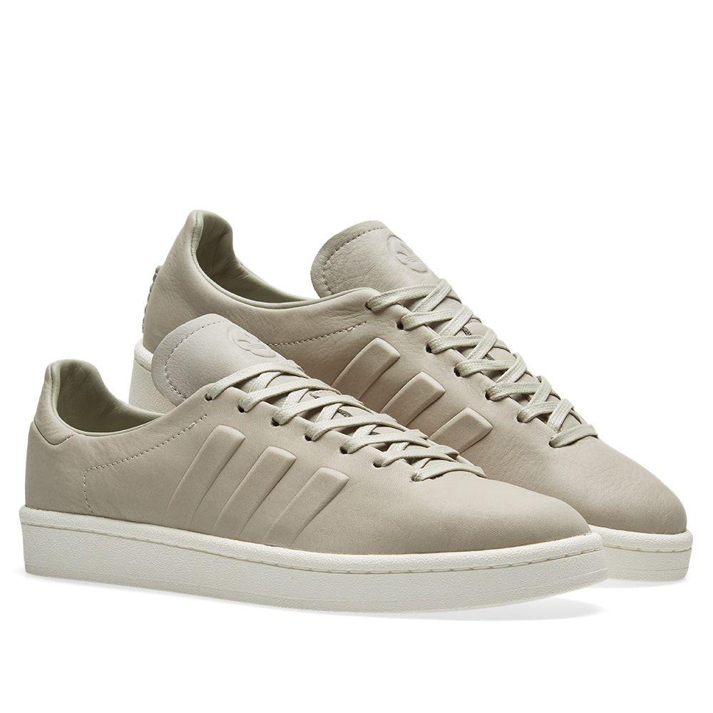 purchase cheap 1f1fe e2e41 Adidas x Wings + Horns Campus. Sesame  Chalk White