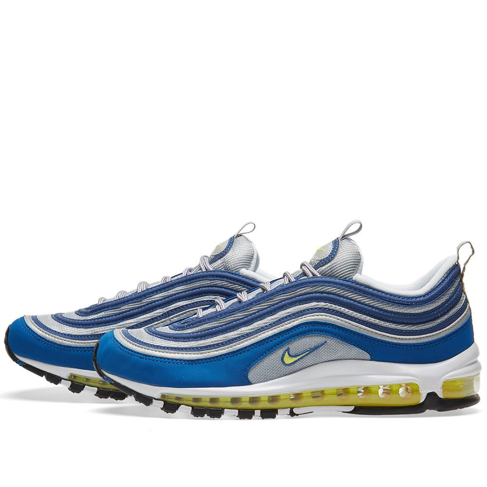 Nike Air Max 97 Atlantic Blue   Voltage Yellow  f7b3c85b0