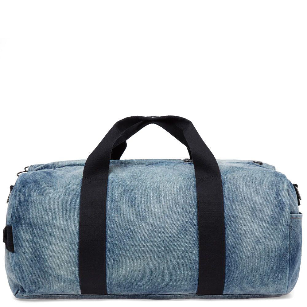 8e9d76a31a Puma x XO Denim Duffle Bag Blue Indigo