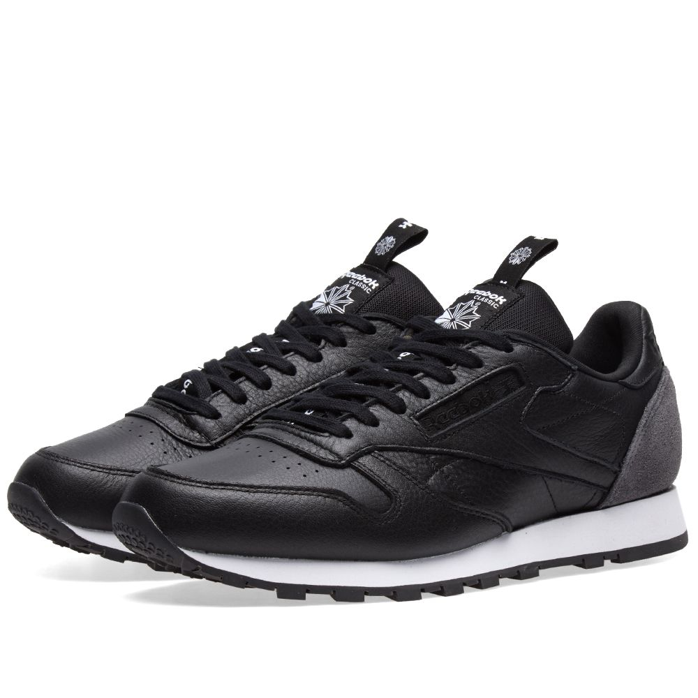 f32c640c1e01 Reebok Classic Leather IT Black