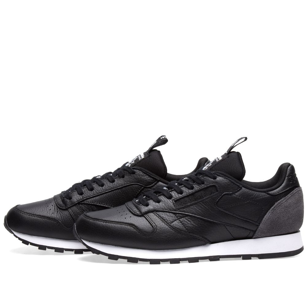 6f1e5c7722d Reebok Classic Leather IT Black