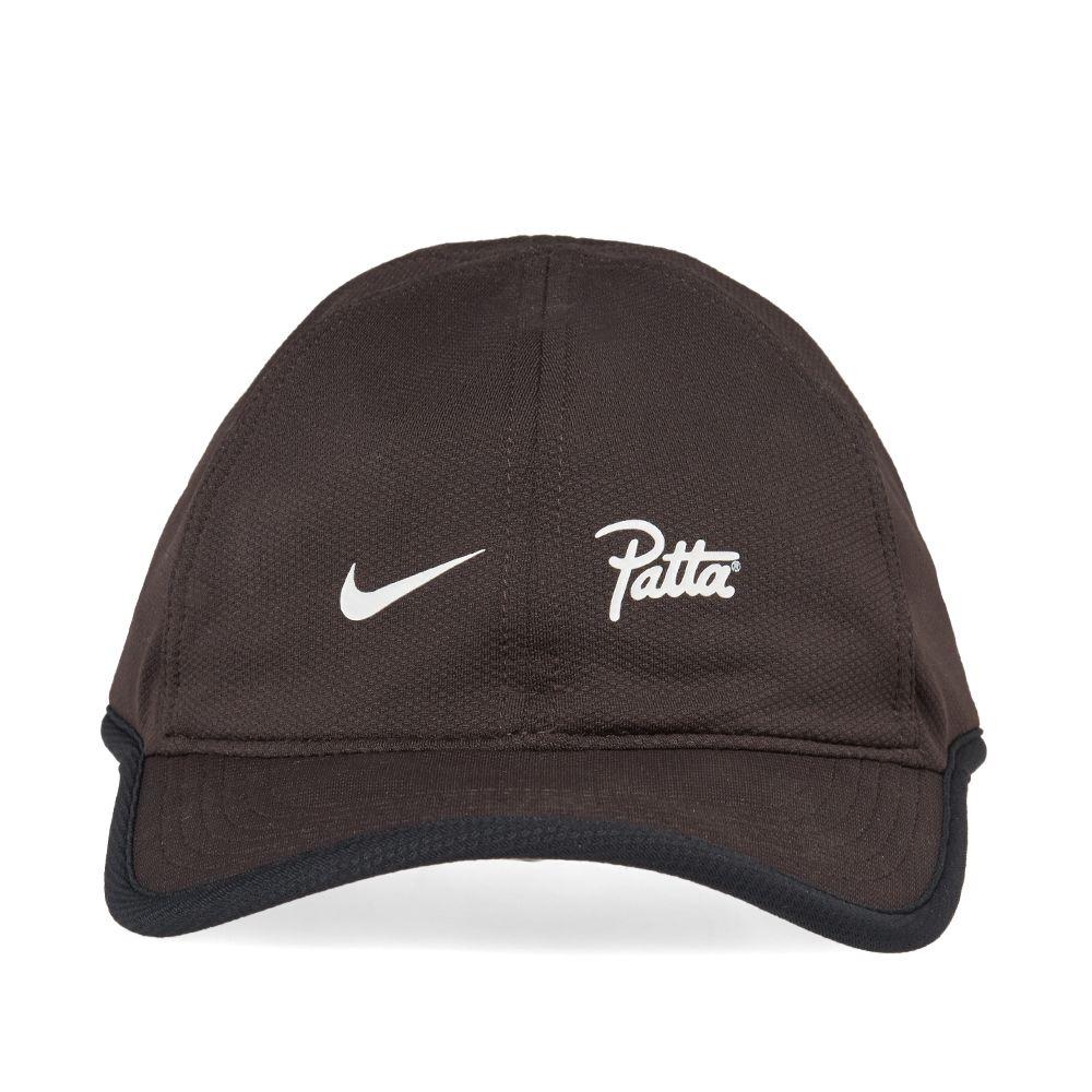 Nike x Patta AeroBill Cap Velvet Brown  f1467679041