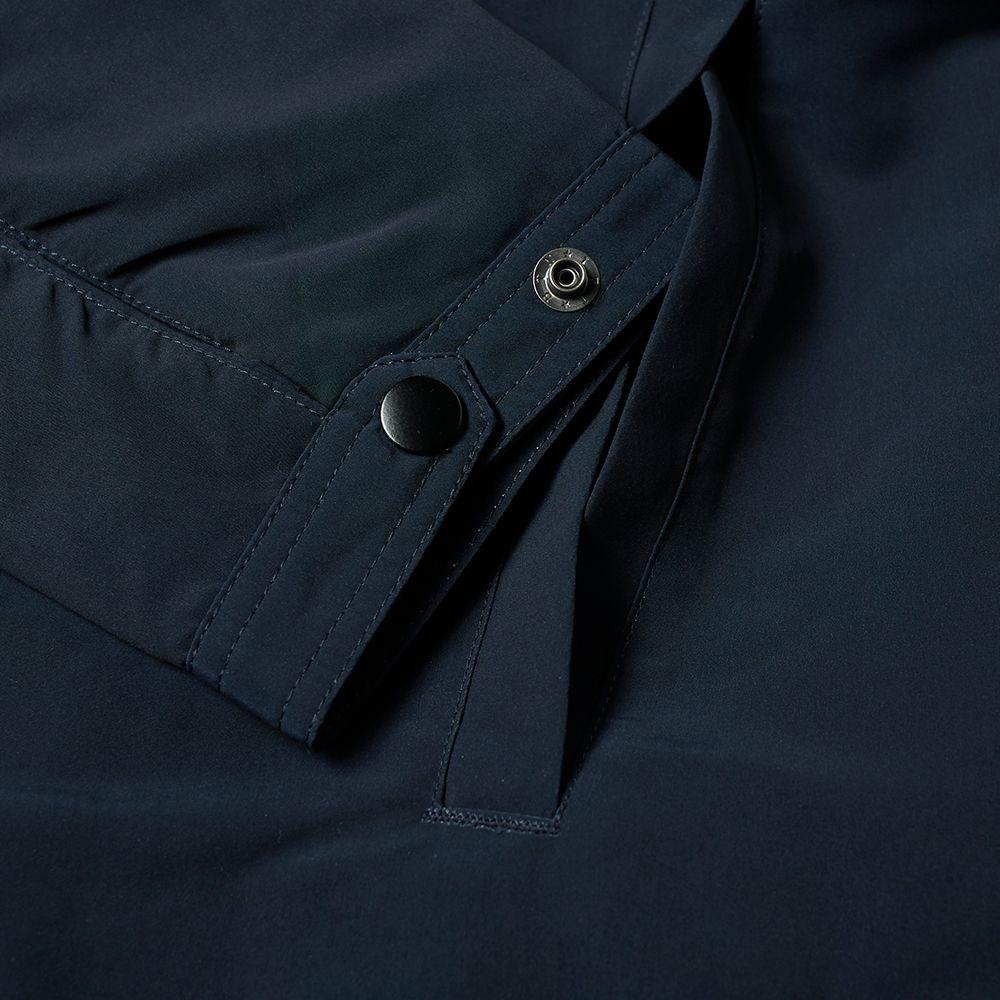 4bfb99cb99ca Nike x Patta Coach Jacket Dark Obsidian