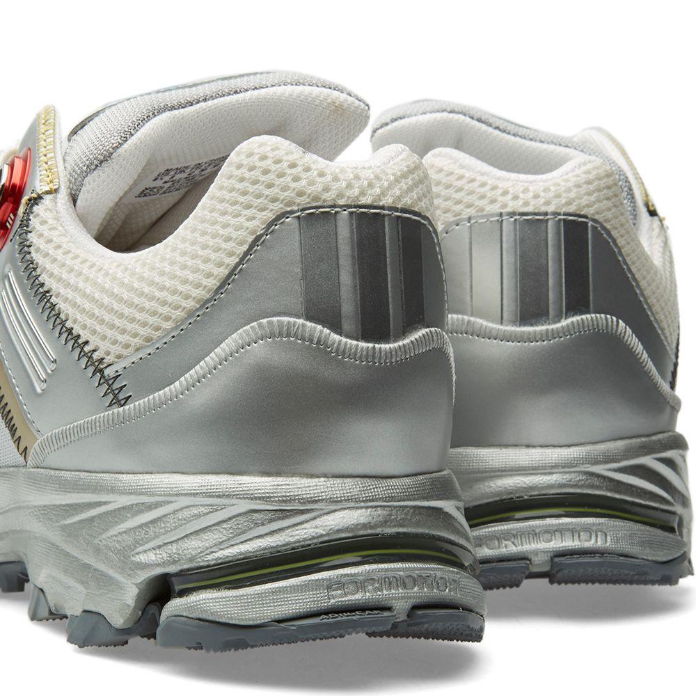 6c58360538cb Adidas x Raf Simons Response Trail  Robot  Silver   Iron