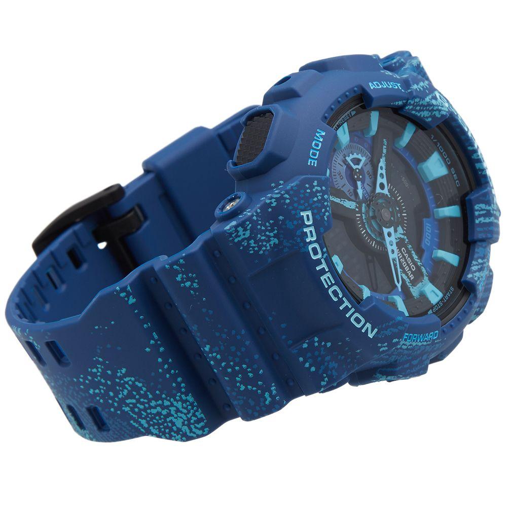 3dd991ced921 Casio G-Shock GA-110TX-2AER Sports Texture  Watch Blue
