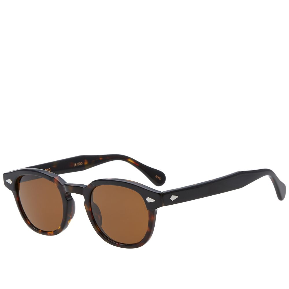 0b641269735 Moscot x END. Lemtosh 46 Sunglasses Black Tortoise   Brown