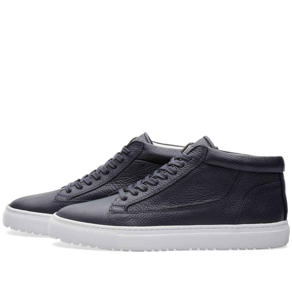 ETQ. Mid Top 1 Sneaker Blueberry  84f691974