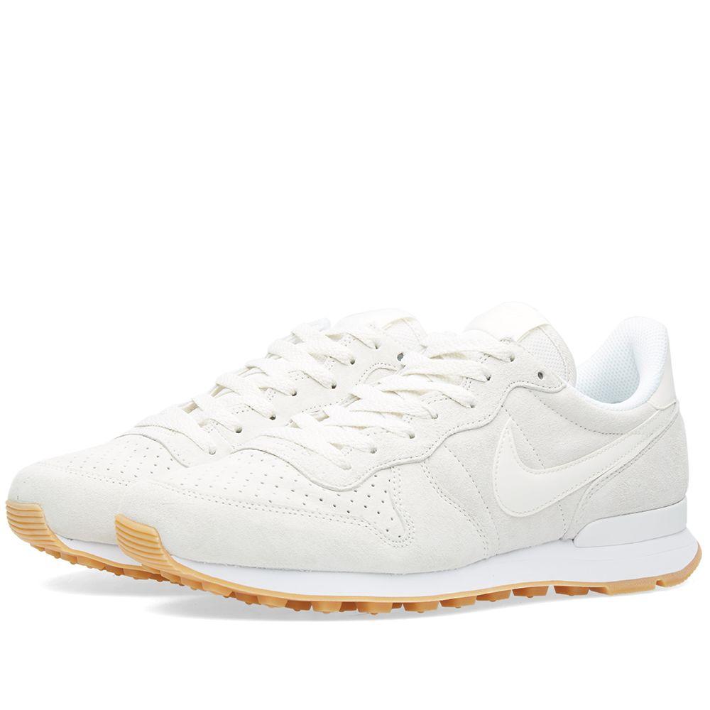86f0b56459a3 Nike Internationalist Premium Phantom   White