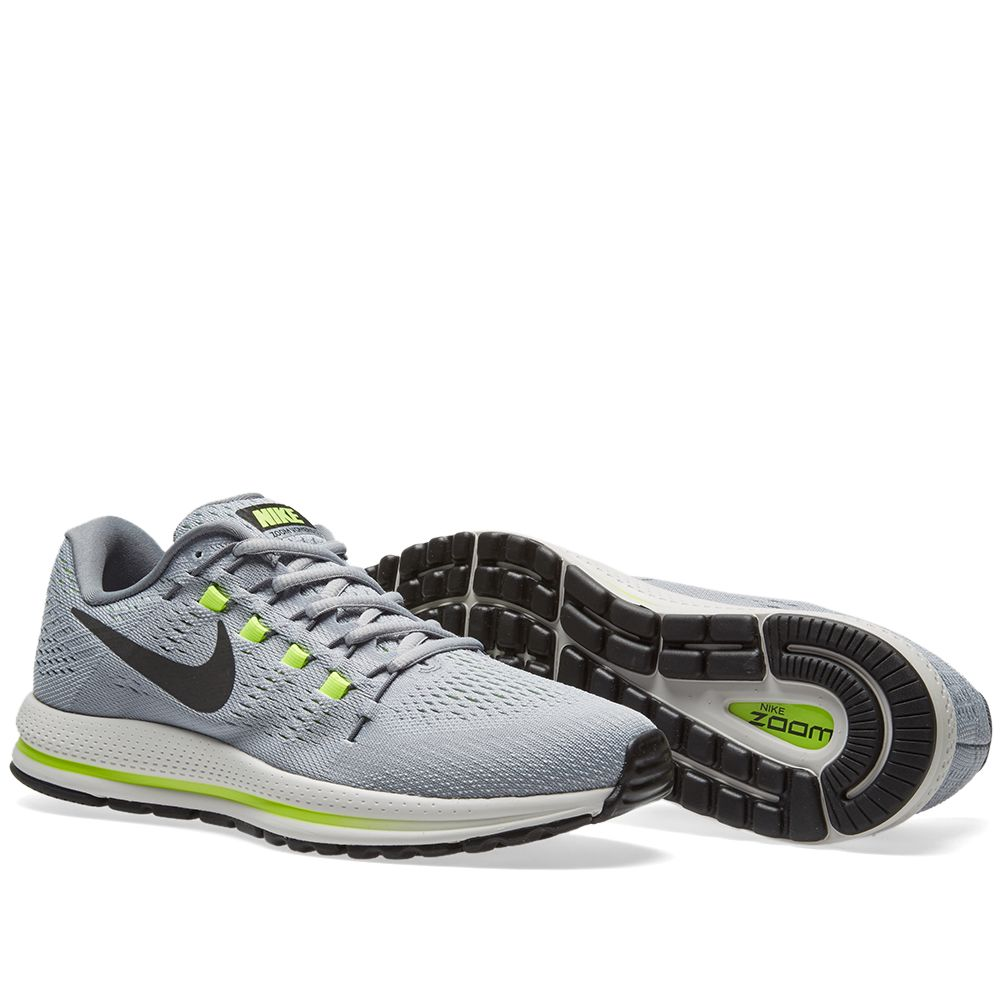 36c9fd349e82 nike vomero 7 mens grey hair style Nike Air Zoom Vomero 14 Running Shoe ...