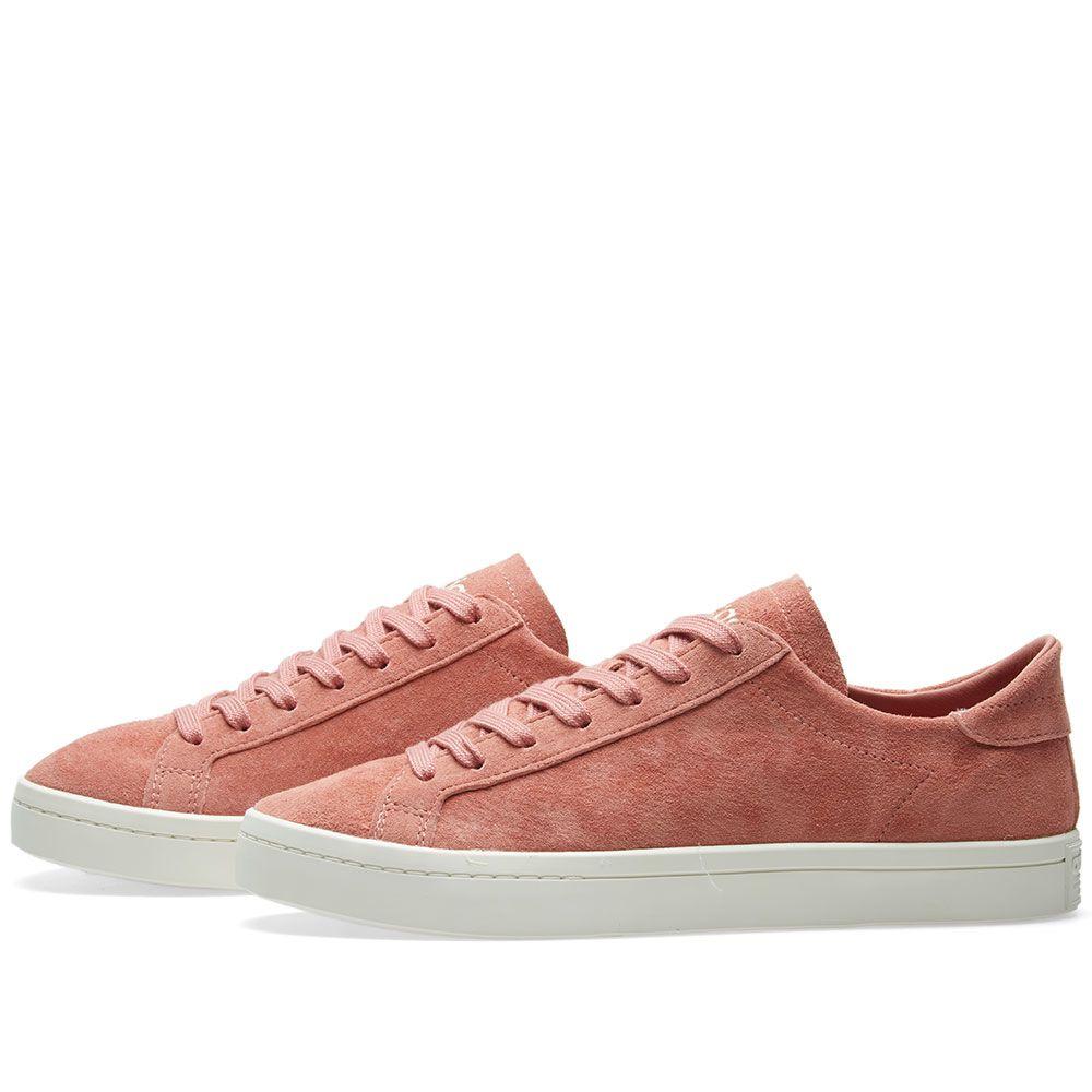 best website 5a82c e3651 Adidas Court Vantage W. Ash Pink ...