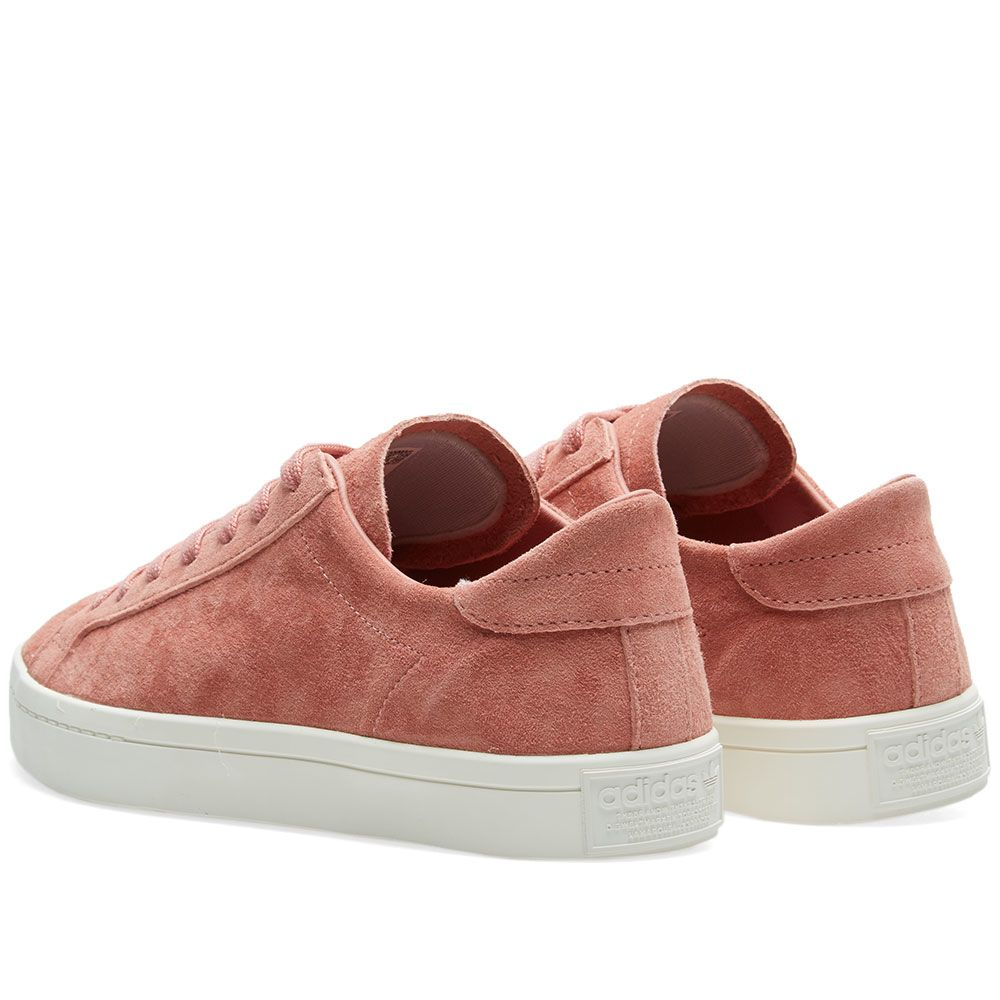 best website 5a82c e3651 Adidas Court Vantage W. Ash Pink ...