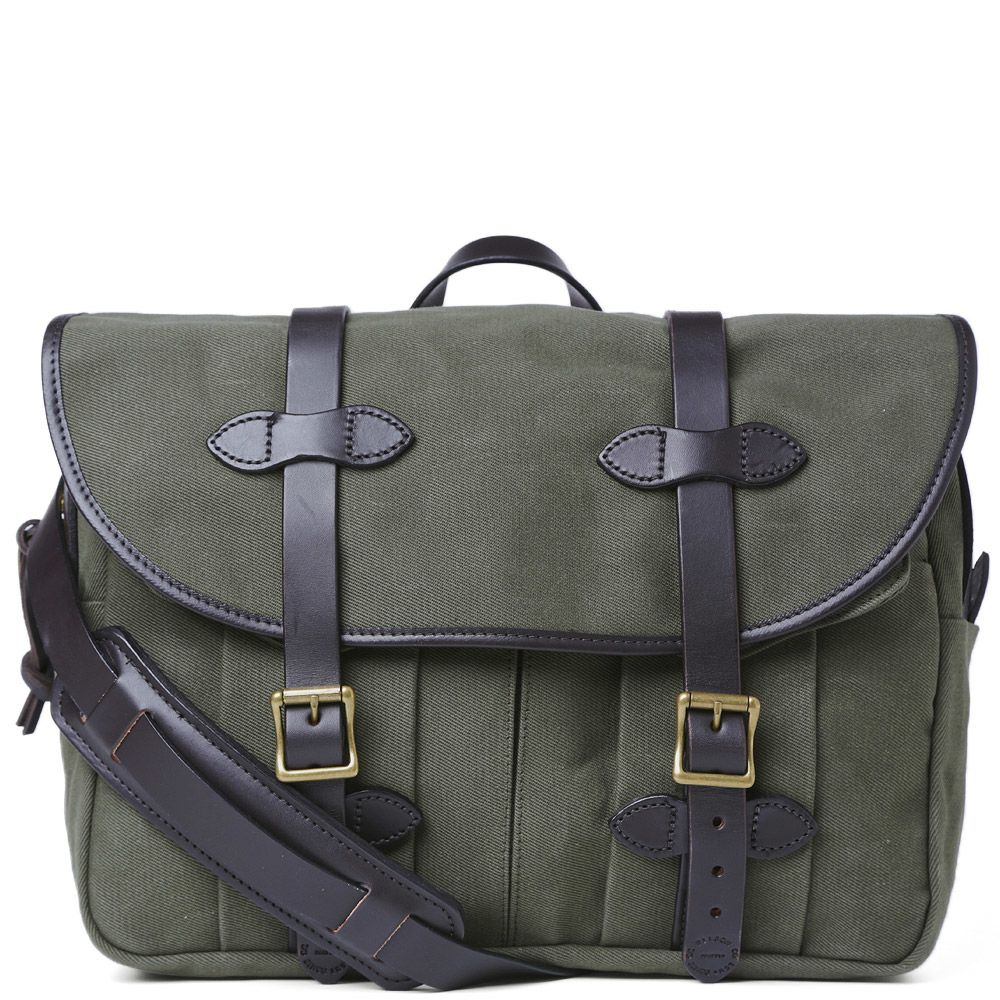 4a7a6187ed Filson Small Carry-On Bag Otter Green