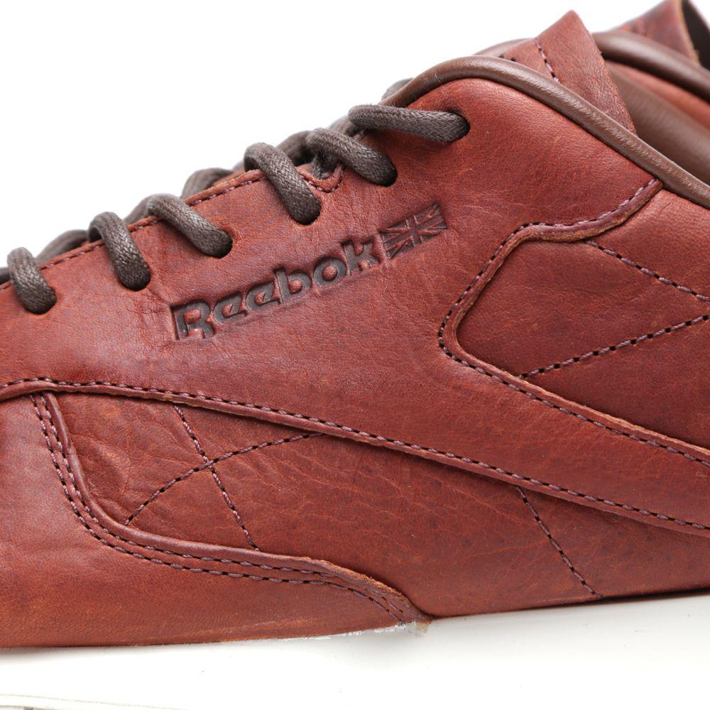 d206ac6ff2c54 Reebok Classic Leather LUX CF Stead Light Snuff