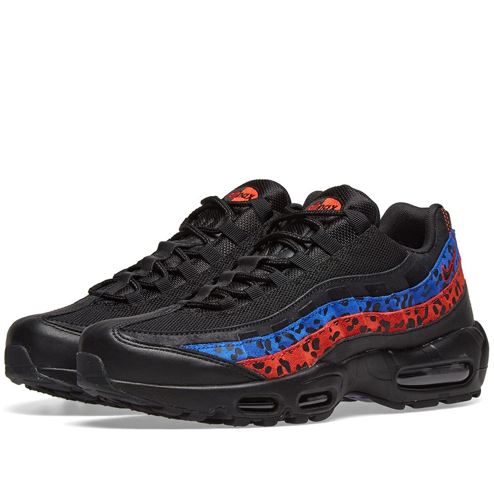 free shipping c38e2 509b3 Nike Air Max 95 Premium W  Animal Pack  Black   END.