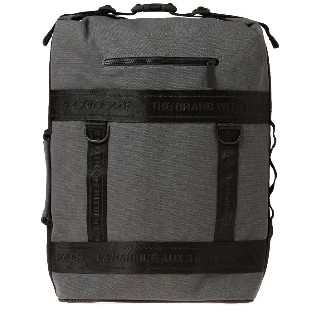 523c449863 Adidas NMD Backpack Grey Five