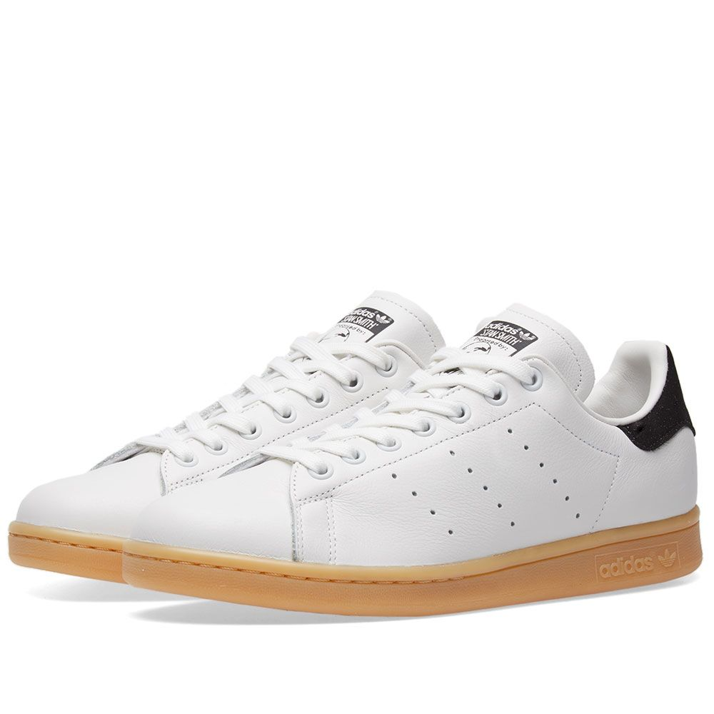 Adidas Stan Smith W Crystal White   Black  c9d668bff