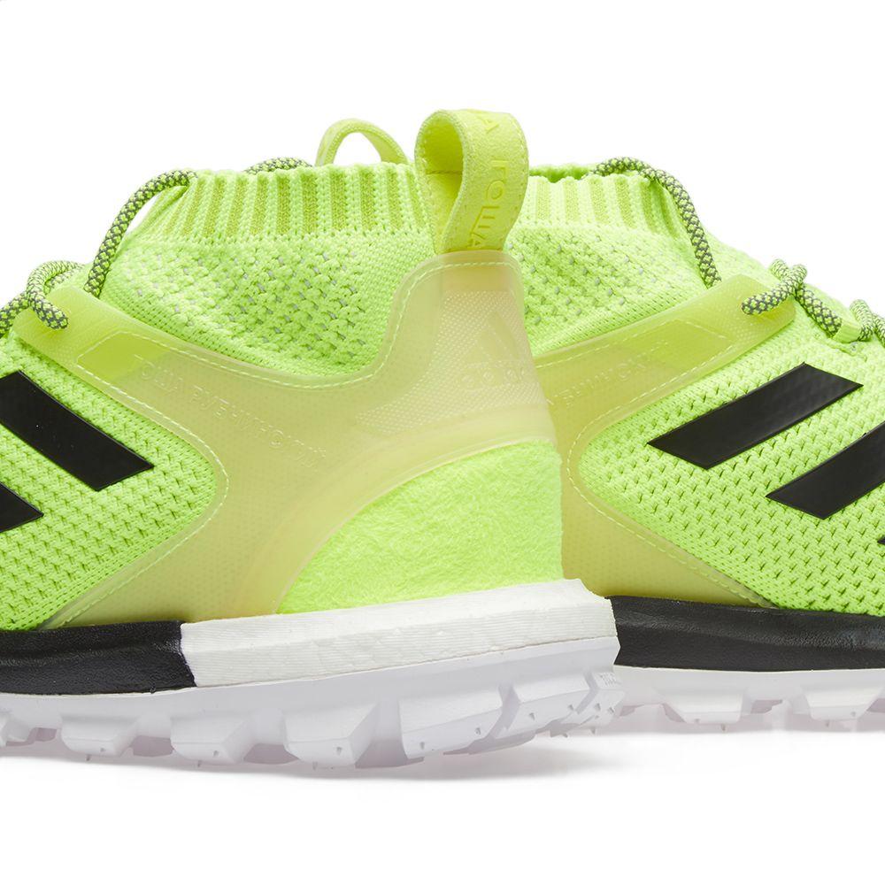 newest 0f5ab 37cf4 Gosha Rubchinskiy x Adidas Copa Primeknit Boost Mid Sneaker