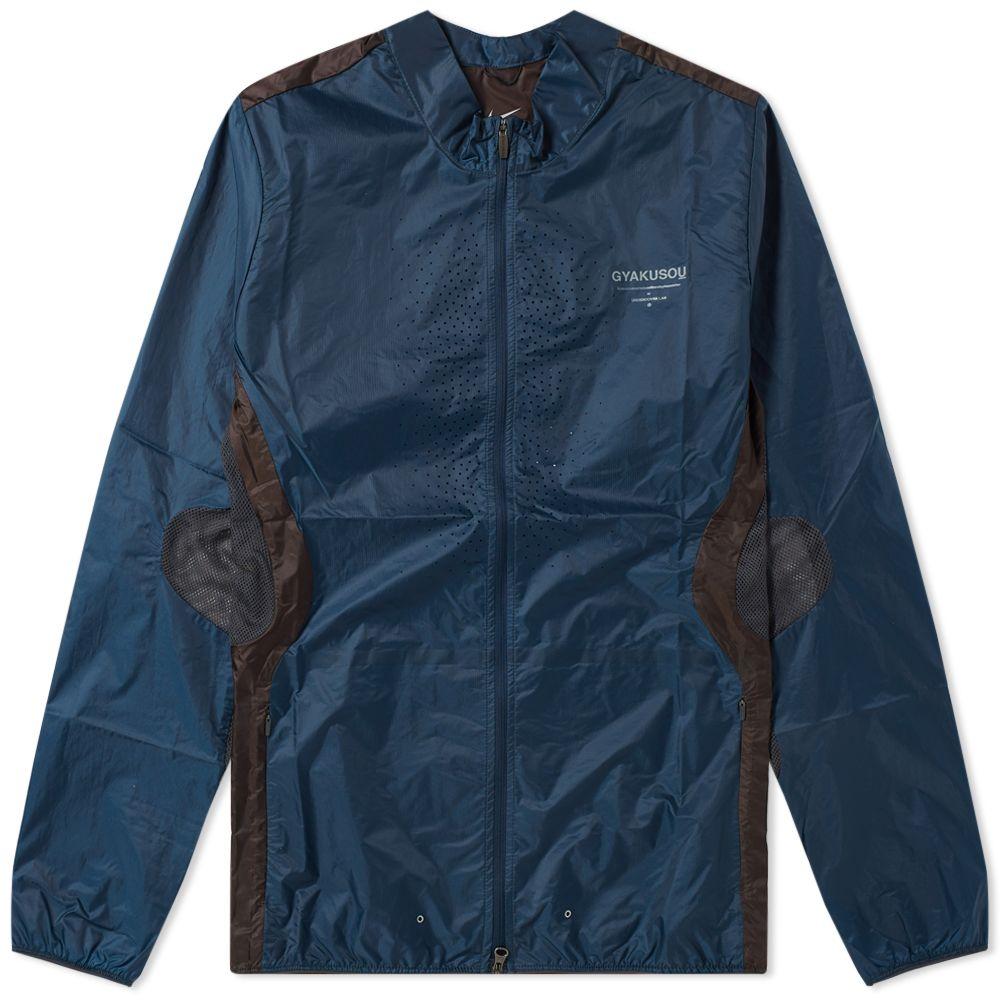 712e9e2e4cc5 Nike x Undercover Gyakusou Packable Jacket Navy