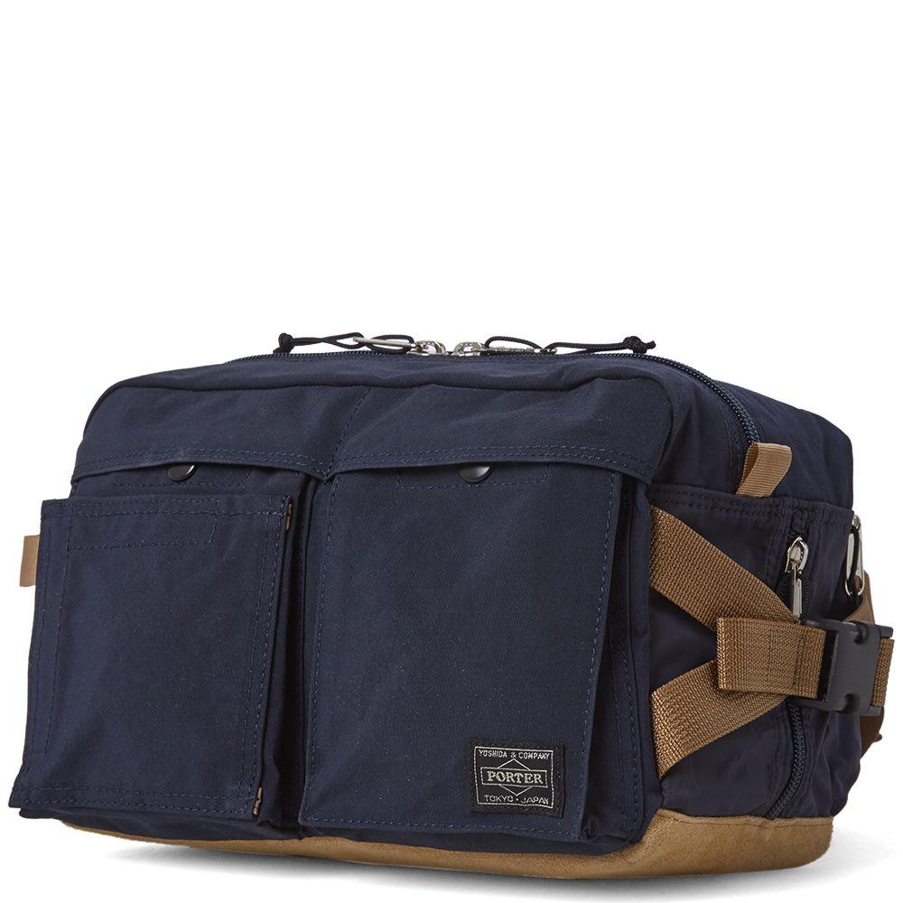 8b4dc09ed81f Head Porter Jackson New Waist Bag Navy