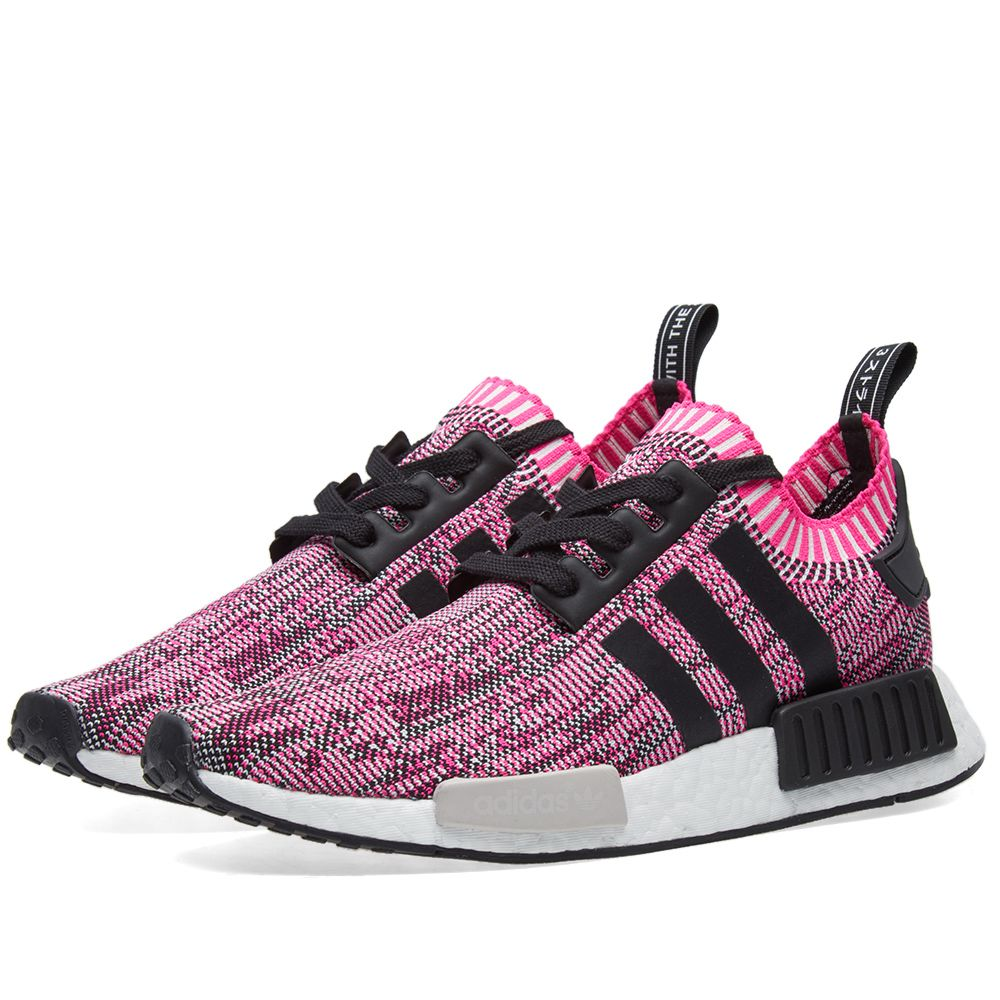 newest 10563 8e3e9 Adidas Women s NMD R1 PK W Core Black   Clear Onix   END.