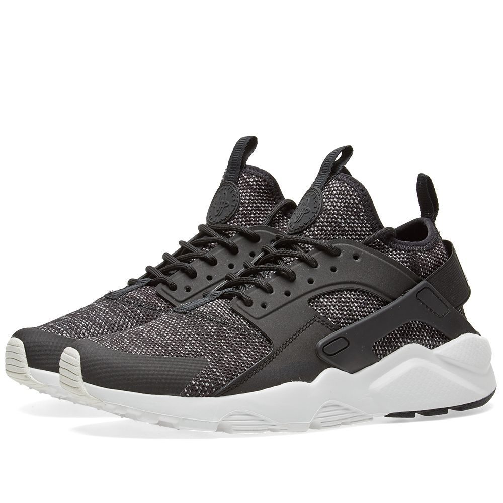 7ea3491791076 Nike Air Huarache Run Ultra BR Black   Summit White