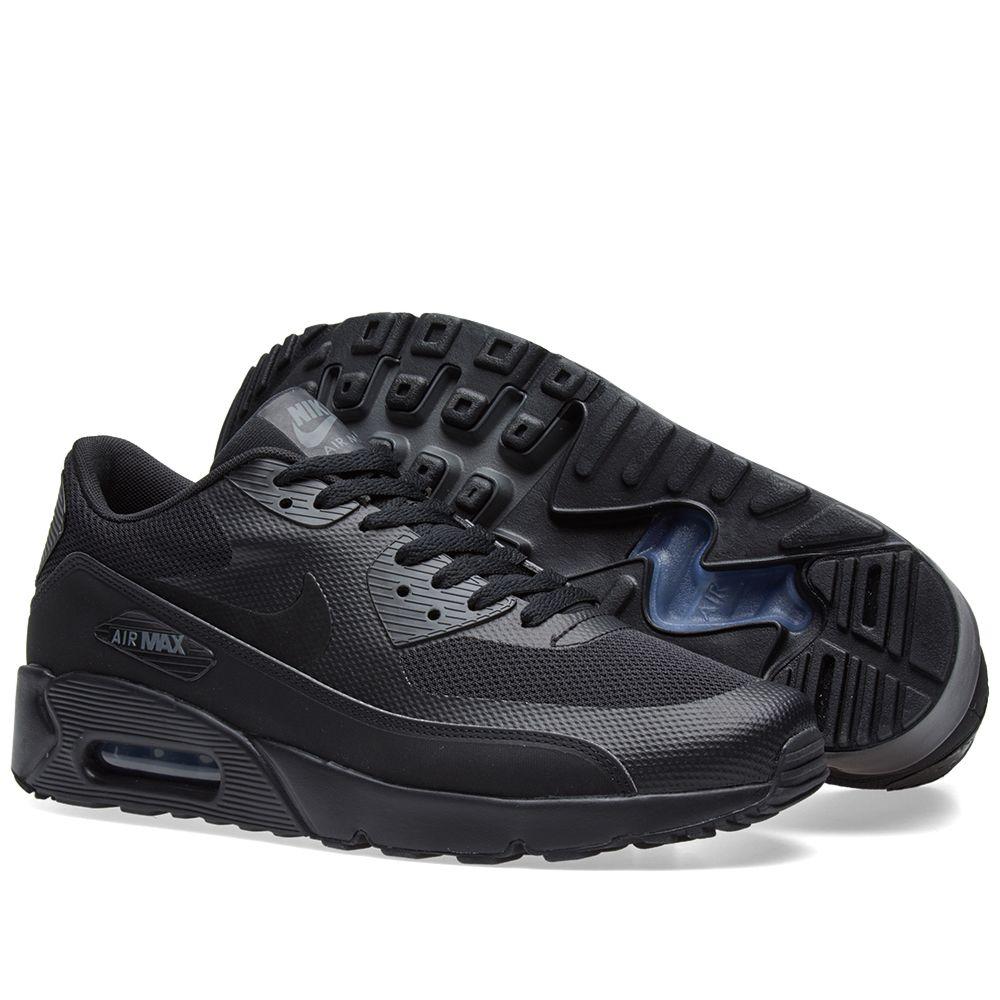 low priced 27734 2250d Nike Air Max 90 Ultra 2.0 Essential Black   Dark Grey   END.