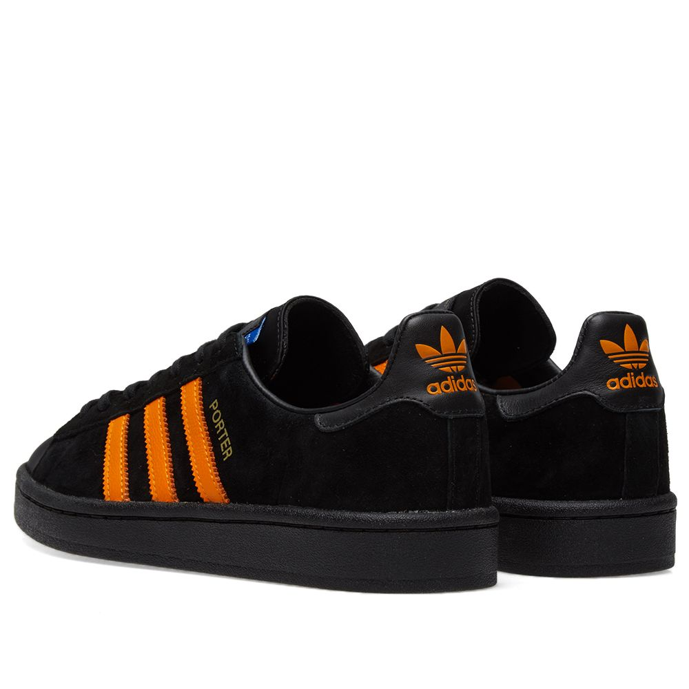 fd55d2b4cc7 Adidas x Porter Campus Black