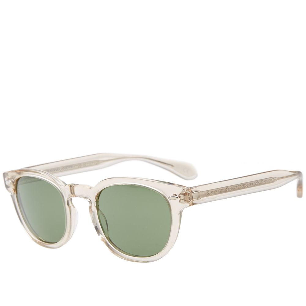 c6ef4c68f0d homeOliver Peoples Sheldrake Sunglasses. image. image. image. image. image