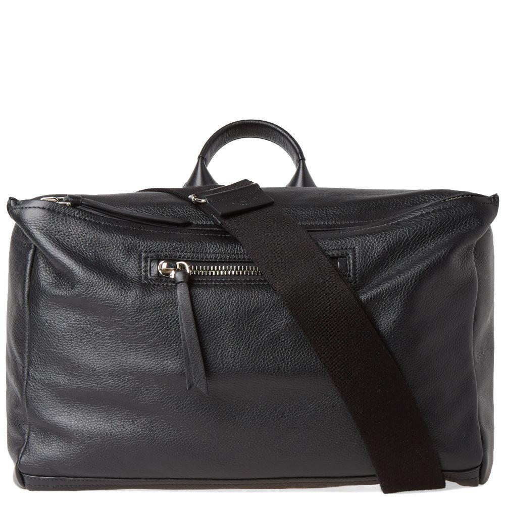 bc6bd87b71 Givenchy Leather Shoulder Bag. Black. HK 12