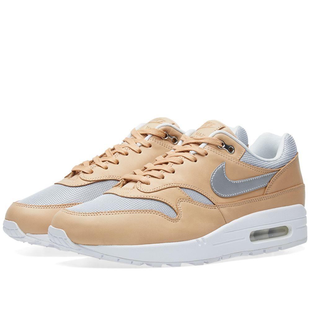 3b46ef46f631 Nike Air Max 1 SE Premium W Vachetta Tan