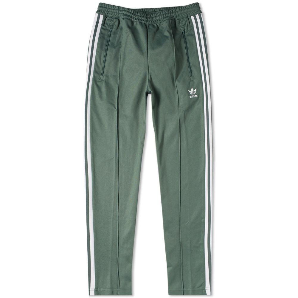 9058b46532a7 Adidas Beckenbauer Track Pant Trace Green
