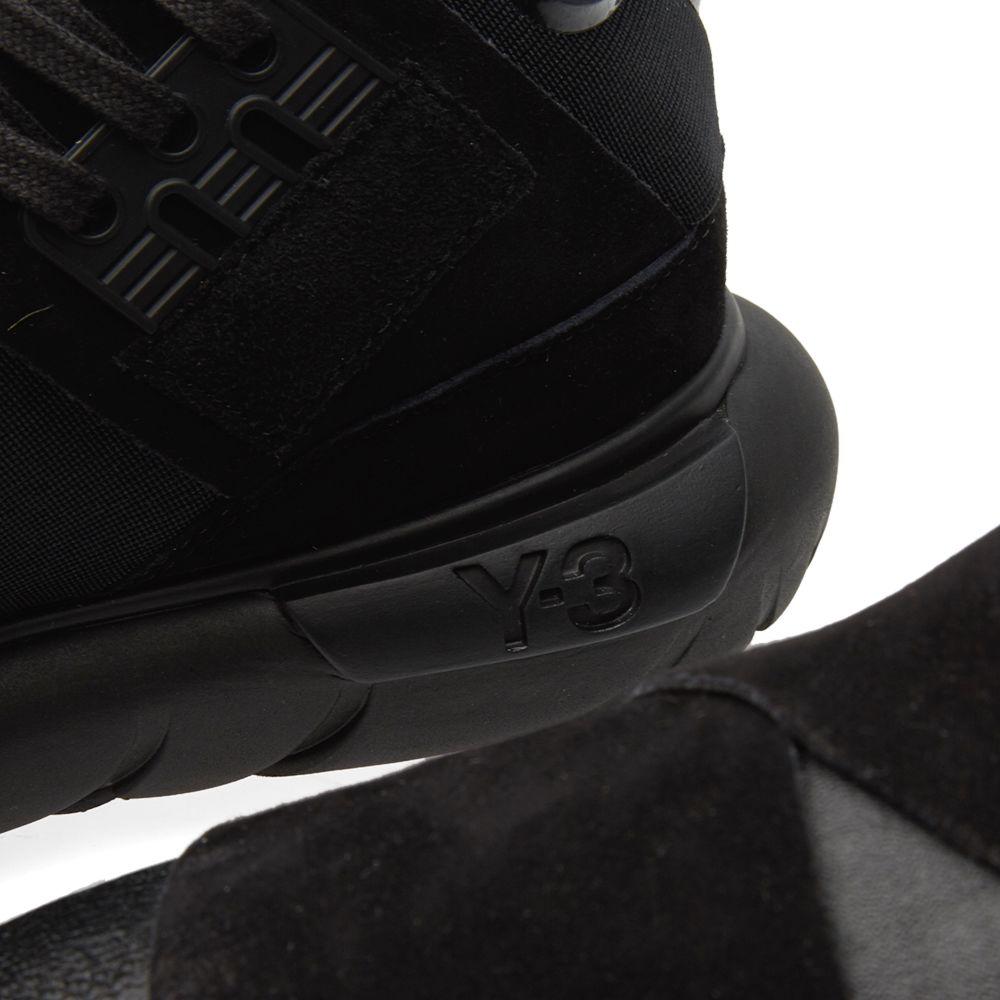 7dd688cf8 Y-3 Qasa High Lux Core Black