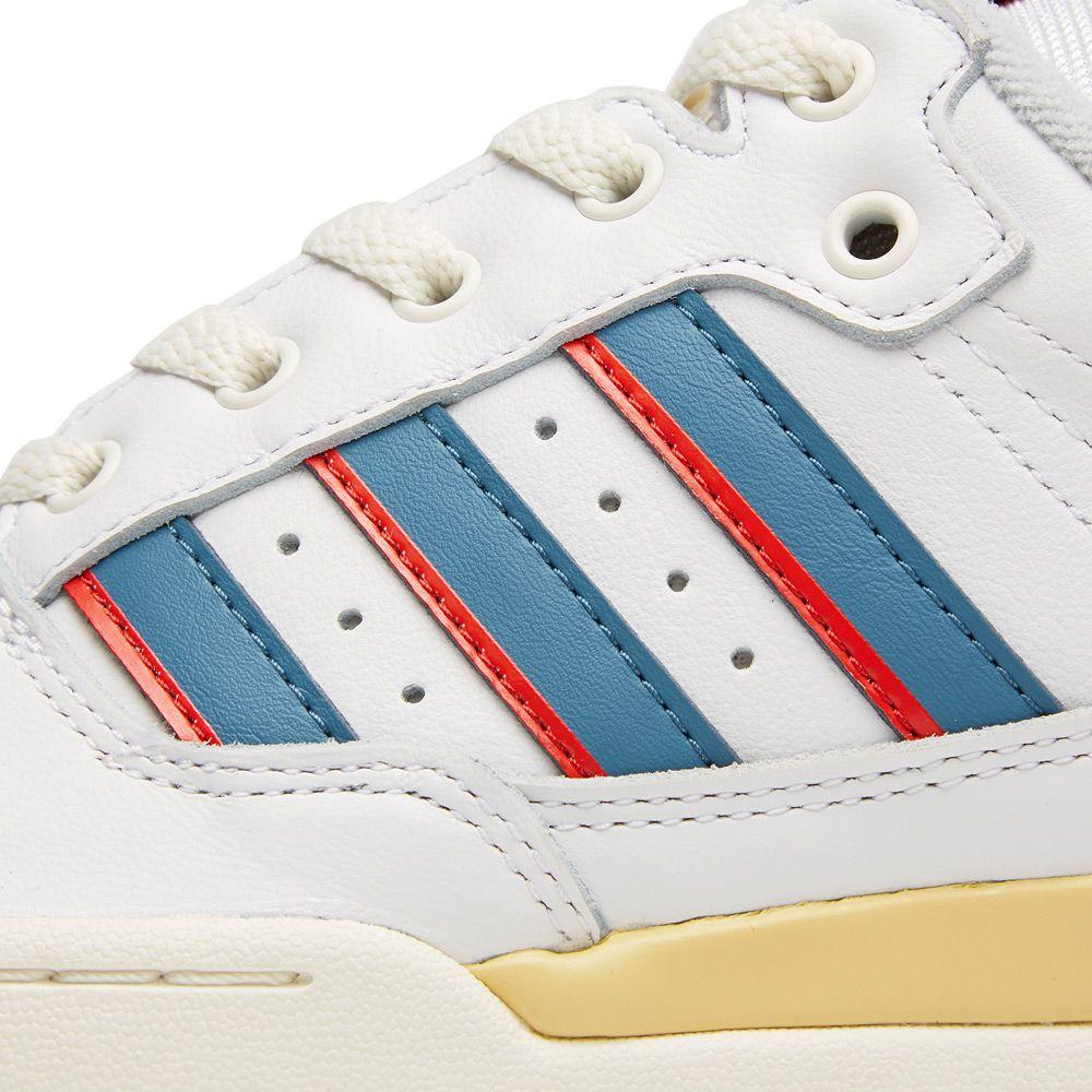 cheap for discount 31709 6f688 Adidas Tennis Super Lendl OG Neo White   Light Grey   END.