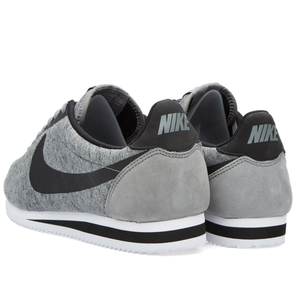 sports shoes 89417 28e53 Nike Classic Cortez TP Cool Grey, Black  White  END.