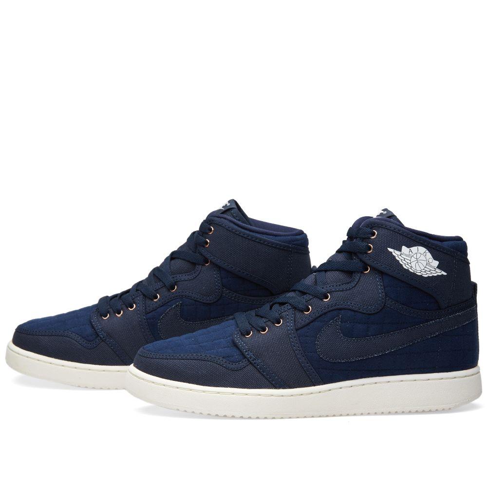 0fe95678851 Nike Air Jordan 1 KO High OG Obsidian