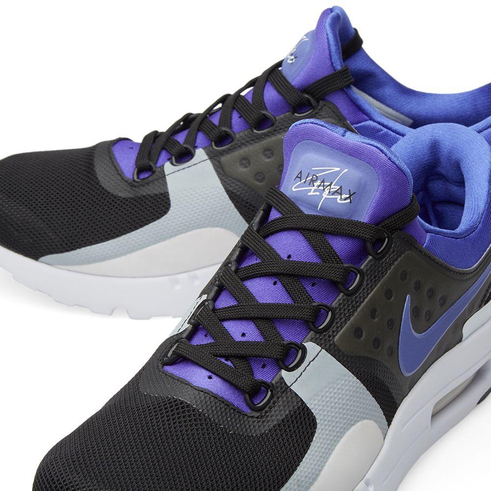 49f2abc00de44d Nike Air Max Zero QS Black
