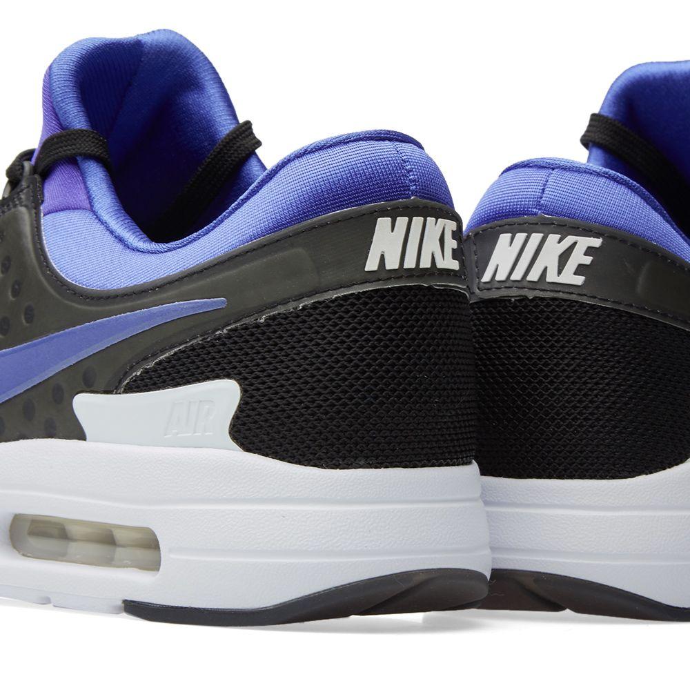 6c1bfb3ca073 Nike Air Max Zero QS Black