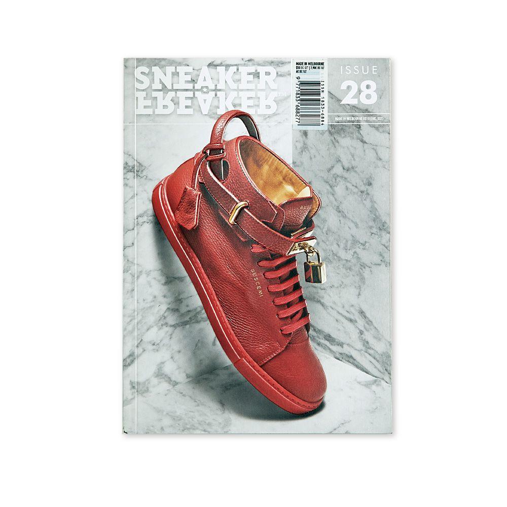 9047c30406bab homeSneaker Freaker Issue 28. image. image