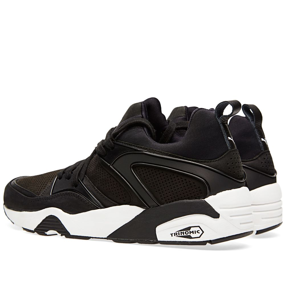 63366bac6898 Puma Trinomic Blaze Tech Black