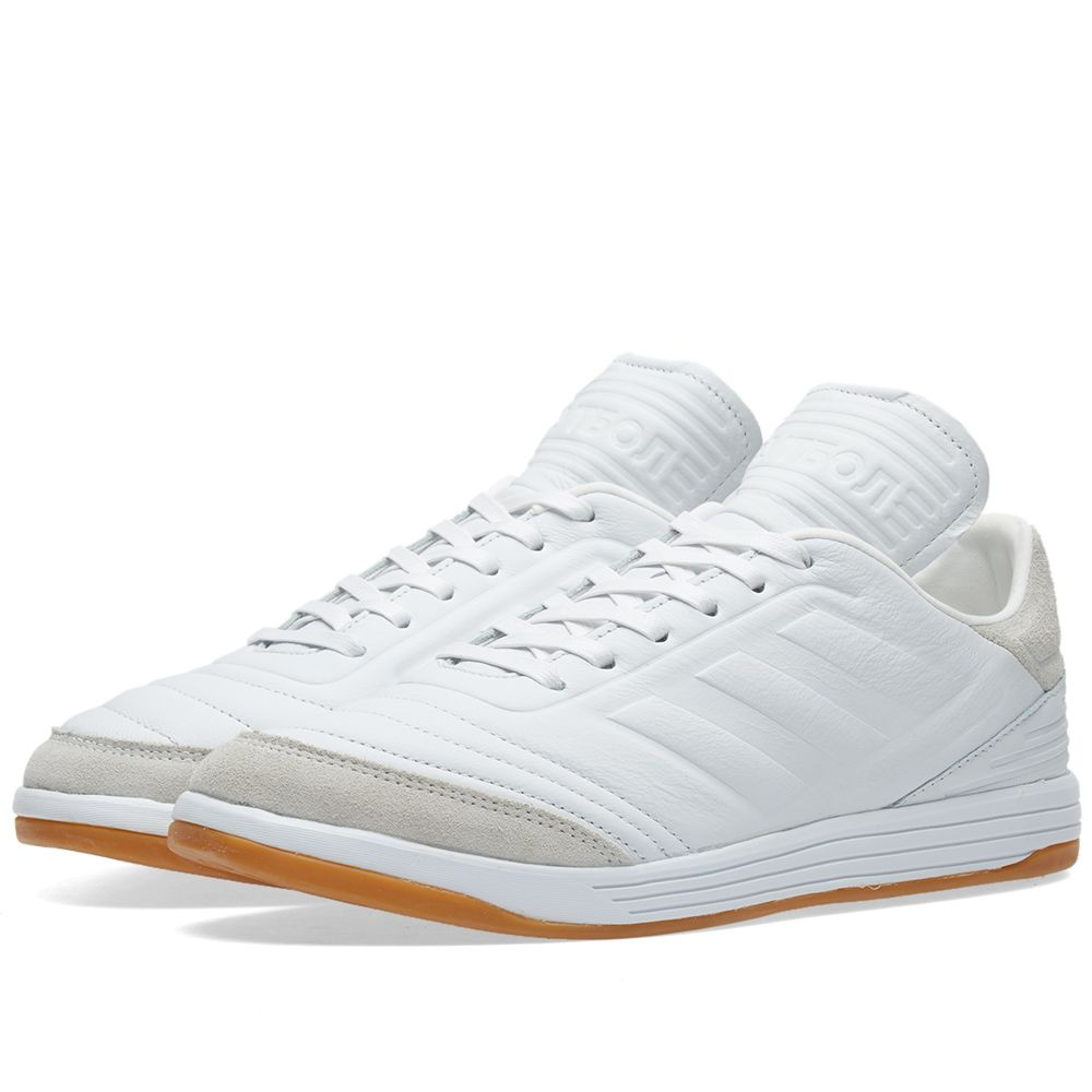 online store 3d400 55546 Gosha Rubchinskiy x Adidas Copa Trainer White  END.