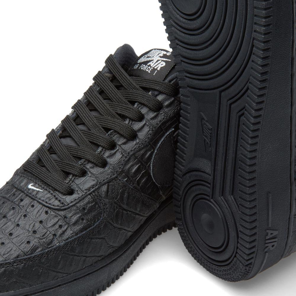 Nike Air Force 1  07 LV8. Black.  99  59. image a2d5cf49922a