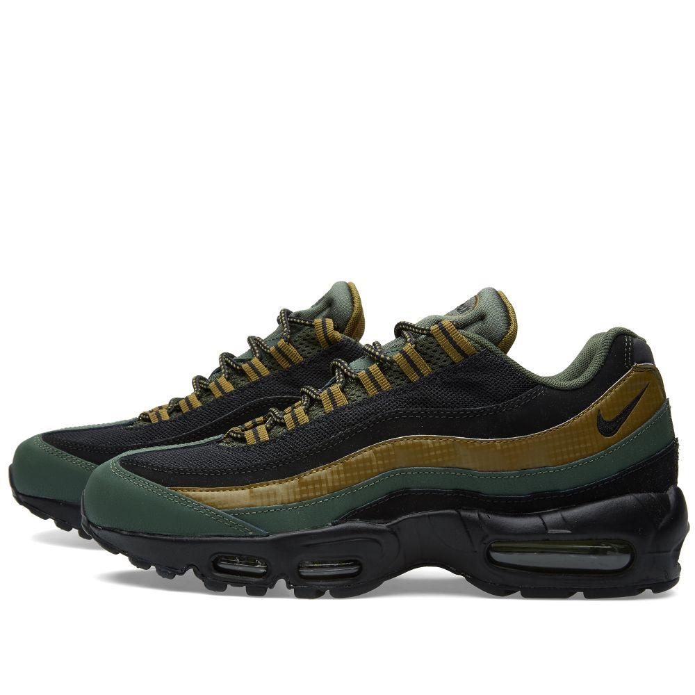 info for 818f7 04b2c Nike Air Max 95 Carbon Green   Black   END.