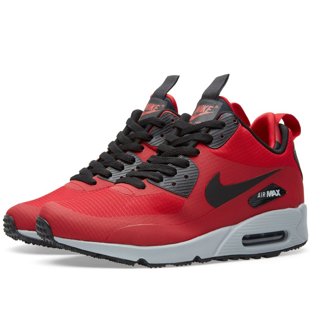 aaa4954f58 Nike Air Max 90 Mid Winter Gym Red